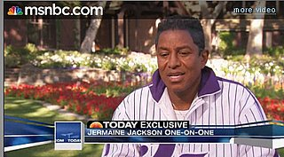 Video of Jermaine Jackson Saying He Wishes It Were Him to Die Instead of Michael