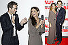 Photos of Ryan Reynolds and Sandra Bullock at the Premiere of The Proposal in Germany