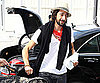 Photo Slide of Adrien Brody in Berlin
