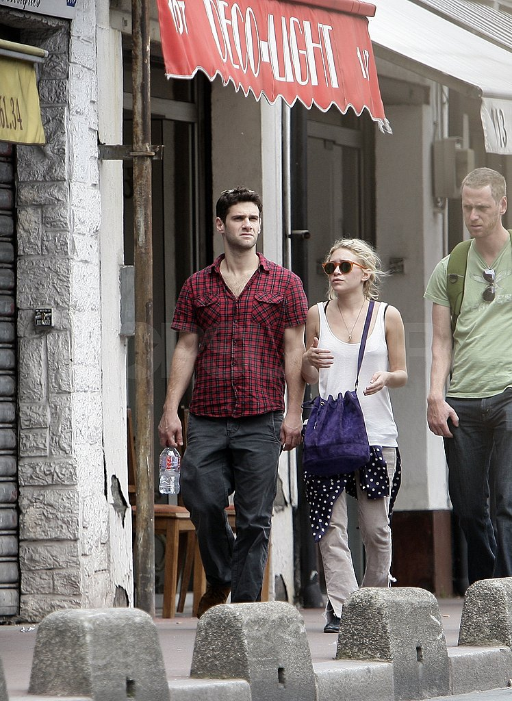Photos of Ashley Olsen and Justin Bartha