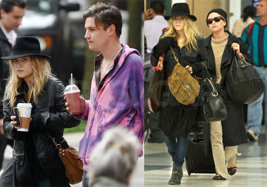 The Olsens and Nate