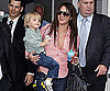 Slide Photo of Britney Spears and Jayden James Spears Federline in Denmark