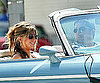 Photo Slide of Jennifer Aniston and Gerard Butler on the Queens Set of The Bounty Hunter 2009-07-06 11:00:00