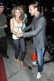 Photos of Kellan Lutz and AnnaLynne McCord