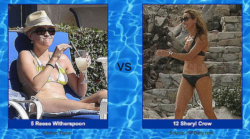 Get Your Votes in for the Hottest Bikini Body of 2009!