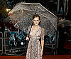 Photo Slide of Emma Watson at the Harry Potter And The Half-Blood Prince Premiere in London