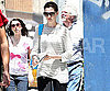 Photo Slide of Anne Hathaway After Lunch in NYC