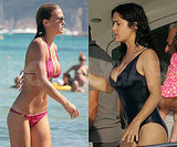 Bar Refaeli vs. Salma Hayek