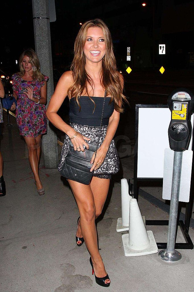 Photos of Audrina Patridge Out With The Hills, In a Bikini