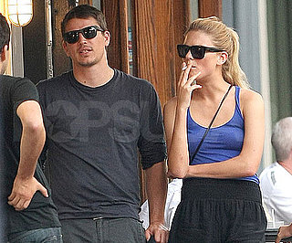 Phote Slide of Josh Hartnett and Girlfriend in NYC