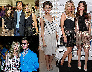 Photos of Rachel Bilson, Kristen Bell, Rachel Zoe, Brad Goreski, and Shenae Grimes at the 3.1 Phillip Lim Party in LA