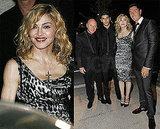 Photos of Madonna in Milan
