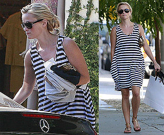 Photos of Reese Witherspoon Shopping in LA 2009-07-15 15:30:00