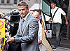 Photos and Video of David Beckham on The Today Show Talking About His New Tattoo For Victoria