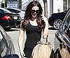 Photo Slide of Kate Beckinsale Leaving the Byron &amp; Tracey Salon
