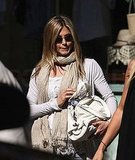 Photos of Jennifer Aniston in NYC
