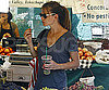 Photo Slide of Jennifer Garner at The Santa Monica Farmers Market