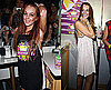 Photos of Lindsay Lohan at Millions of Milkshakes in West Hollywood