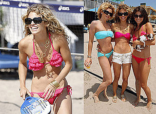Bikini Photos of AnnaLynne McCord, Angel McCord, Rachel McCord in Malibu