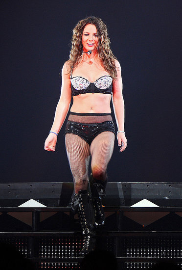 Photos of Britney Spears in St. Petersburg, Russia