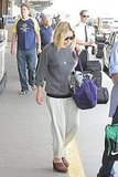 Photos of Ashley Olsen at LAX