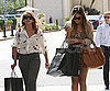 Photo Slide of Lauren Conrad and Lo Bosworth Leaving a Barneys in LA