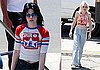 Photos of Kristen Stewart, Michael Shannon, Dakota Fanning Filming The Runaways in LA