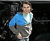 Photo Slide of Emile Hirsch in New York City