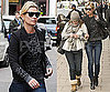 Photos of Kate Moss Out in London With Her PA Fiona