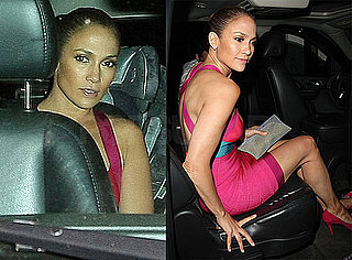 Photos of Marc Anthony and Jennifer Lopez, Who's Shutting Her Sweetface Line, Leaving Madeo in LA