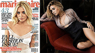 Photos of Ashley Olsen in September's Marie Claire