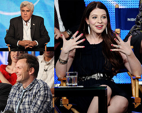 Michelle, Joel, and Chevy Light Up NBC Day at the TCAs