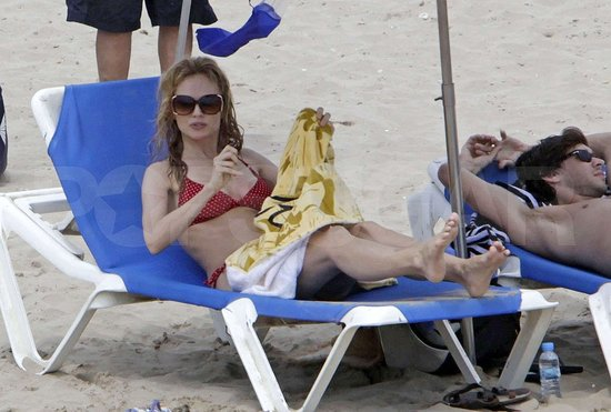 Photos of Heather Graham in a Bikini