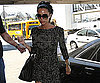 Photo Slide of Victoria Beckham at LAX