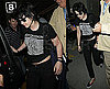 Photos of Kristen Stewart Arriving in Vancouver 