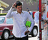 Photo Slide of Orlando Bloom Out in LA