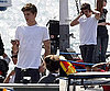 Photos of Zac Efron Filming in Vancouver