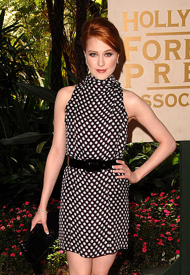 Photos of Hollywood Foreign Press Luncheon