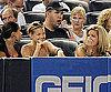 Slide Photo of Kate Hudson Sitting with Yankee Players Wives in NYC