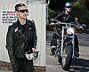 Photos of Justin Timberlake After Lunch With Bryan Singer, Sparking Rumors He Could Work on Battlestar Galactica Movie