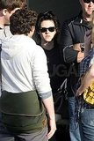 Photos of Robert Pattinson, Kellan Lutz, Kristen Stewart, Taylor Lautner at New Moon Viewing
