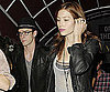 Photo Slide of Justin Timberlake And Jessica Biel Leaving a Kings of Leon Show in LA