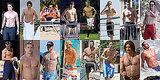 Cast Your Votes For Round Three of Our Hottest Shirtless Guy Contest!