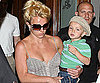 Photo Slide of Britney Spears And Sean Preston in NYC