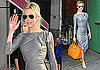 Photos of Renee Zellweger in NYC on GMA
