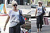 Photos of Gwen Stefani After Shopping at Agent Provocateur in LA