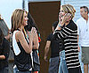 Photo Slide of Audrina Patridge and Lo Bosworth in LA