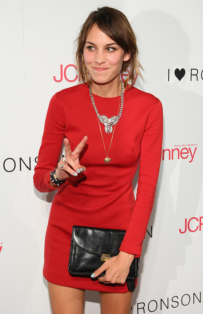 Photos of Charlotte Ronson's JCPenny Launch