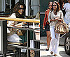 Photos of Eva Longoria Having Lunch With Friends