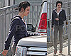Photos of Kristen Stewart Leaving a Vancouver Hair Salon to Change Up Her Joan Jett/Bella Swan Hair Again